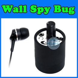Wholesale Wall Ear Audio Listening Bug Spy Amplifier Device Door