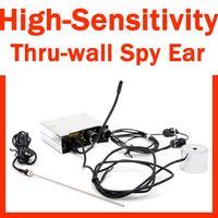 Wholesale F B High Sensitive Thru wall Spy Ear Voice Monitor Listening Through Walls