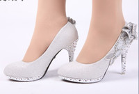 evening shoes - hot sell wedding shoes high heel flowers shoes party evening shoes bridal wedding shoes