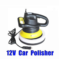 Wholesale 12v Electric Car Polisher Car Wax Polish Polishing Machine