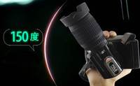Wholesale HD Digital DV Camcorder Video Camera HD9100 x Telephoto Lens Wide angle Lens LCD MP