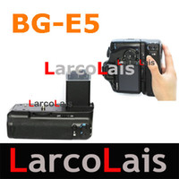 Wholesale Battery Grip for Canon EOS D D D Rebel XS XSi T1i BG E5 with IR Remote Control Hot Sale