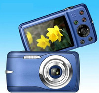 Wholesale 12MP Inch LCD X Digital Zoom Digital Camera DC E60 MP CMOS
