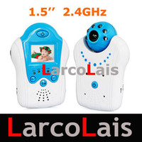 Wholesale Wireless Camera Baby Monitor GHz inch TFT LCD Voice Control Night Vision