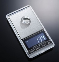 Wholesale Accurate g x g Mini Digital Scales Jewelry Pocket Gram Scale Weight Balance