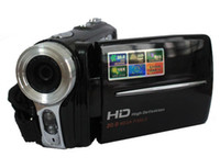 HDD / Flash Memory camcorder 2012 - 2012 MP M X HD Digital Video Camcorder camera DV B11 with lithium BATTERY