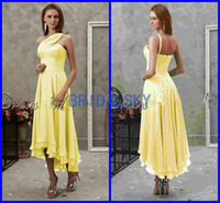 Cheap Reference Images Dresses Best Ruffle Sleeveless Bridesmaid Dresses