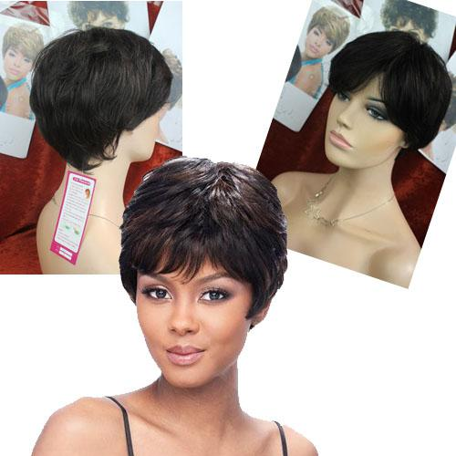 African American Human Hair Wigs 96