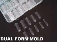 Wholesale Dual Nail System Form for Acrylic Nail Art Tip