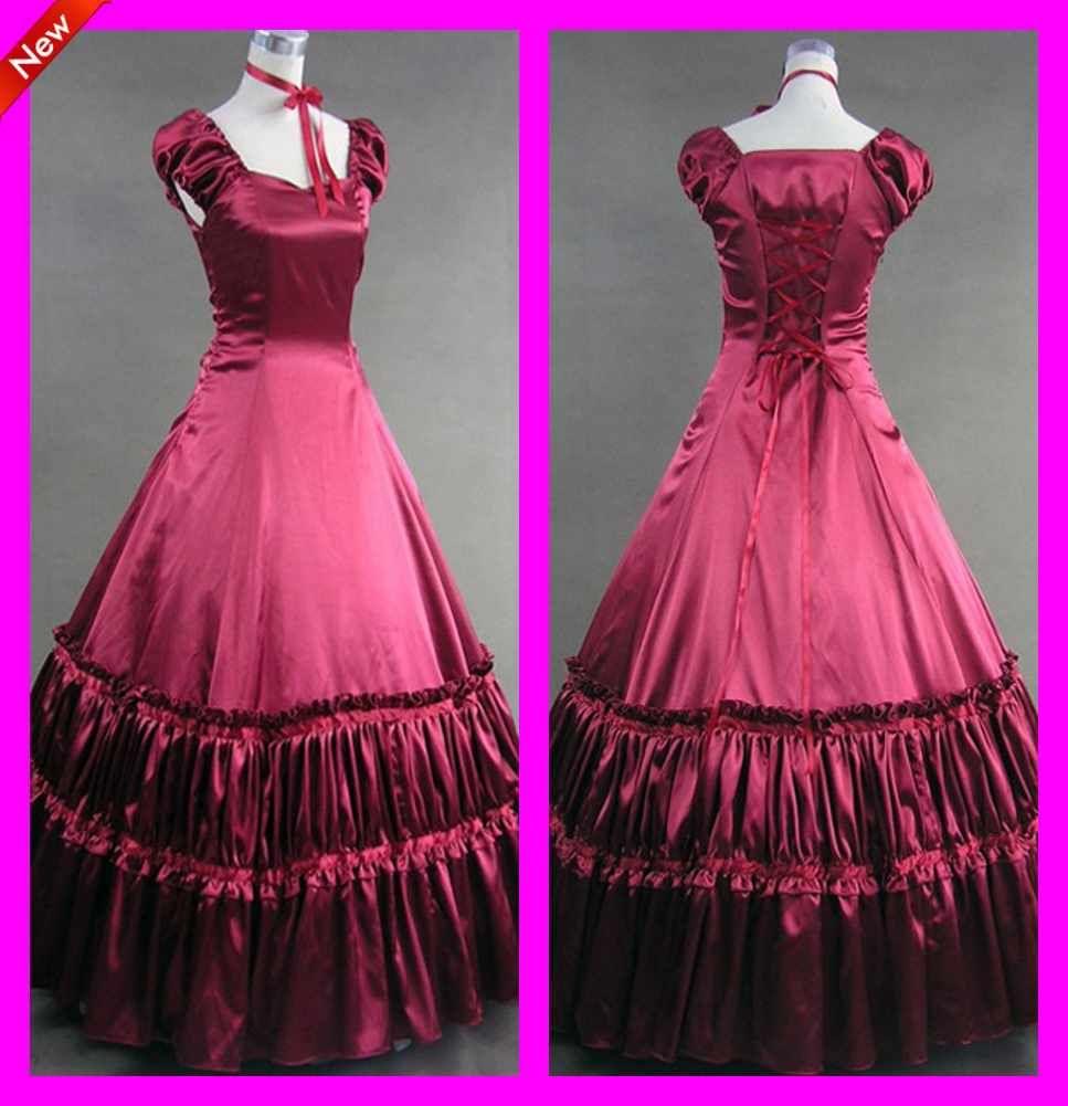 Gothic anime dresses