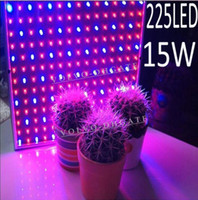 Wholesale New LED Plant Grow Light Panel W Red Blue LED for Promoting Plant Growing