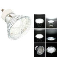 Cheap US Seller,GU10 20 LED Cool White 110V Bulb Track Lights Ceiling Lights 20pcs lot JA037WH