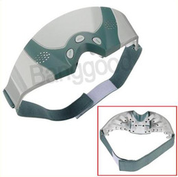 Wholesale New Health Electric Magnetic Alleviate Fatigue Eye Care Relax Massager Forehead