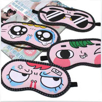 Wholesale Soft Health Care Eyepatch Eye Patch Sleep Sleeping Mask Cover Blindfold Eyeshade