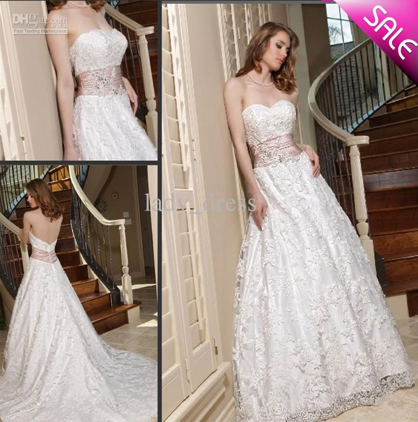 Wedding Lifestyle Romantic Wedding Dress - Romantic Lace Wedding Dress