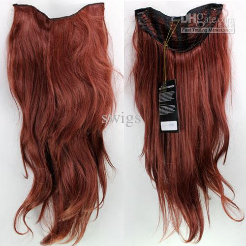 Red Hair Extensions Cost 72