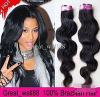Wholesale Brazilian Virgin Remy Hair Weft Hair Weave Factory Outlet Price OZ