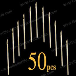 Wholesale U Pick Sterilized fashion Piercing Needle Supplies of Different Gauge CK N0050