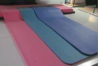Wholesale NBR X61X1 cm yoga mats exercise amp fitness Eco friendly yoga mat multi colour EMS