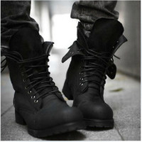 Wholesale NEW fashion men s high quality USES British Martin boots leather boots