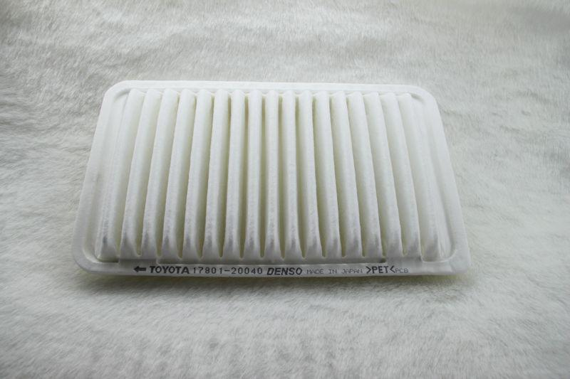 2017 wholesale 17801 20040 air filter for toyota camry acv30 mcv30 2002 2005 lexus jzs160 97 05. Black Bedroom Furniture Sets. Home Design Ideas
