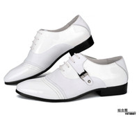 Wholesale Han edition of England with man is pointed leather shoes leisure shoes business men s shoes