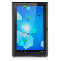 Wholesale 7 inch Capacitive Screen Android AllWinner A13 Ghz Tablet PC MB DDR3 Ram GB WIFI Camera