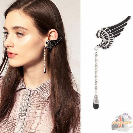 Black ear cuffs online india