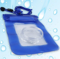 Wholesale NEW Underwater Waterproof Case Bag Pouch For Digital Camera x