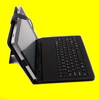Wholesale High Quality Leather Case With USB Keyboard For inch Tablet PC Superpad Zenithink DHL Free