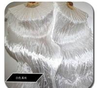 Wholesale New Dance Fan Veil Belly Dance Fan Veil Silk Fan Veil Belly Dance Accessory Belly Dance
