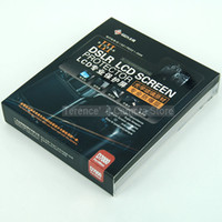 Wholesale GGS III LCD Screen Protector glass for NIKON DSLR D7000