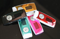 Wholesale MINI lovely mp3 player support to GB micro sd card with LED screen