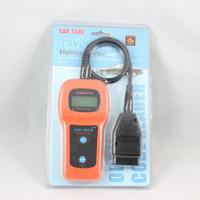Wholesale Cheaper OBD2 CAN BUS Code Scanner OBDII Engine Code Reader U480 Car scanner