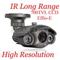array range - 700TVL EFFIO E CCD CCTV Long Range Array IR High Resolution Surveillance Security Camera With OSD