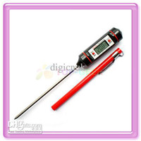 Wholesale Digital Thermometer Cooking Food Probe Meat Kitchen BBQ AAJE