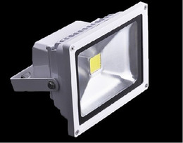 20W LED Floodlight Outdoor Spotlight Project Lamp White DC 12V
