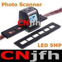 Wholesale 5MP Digital Film Scanner Converter mm USB LCD Slide Film Negative Photo Scanner quot TFT