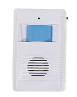 Wholesale Electronic Motion Sensor Guest Saluting Doorbell freeshipping dropshipping