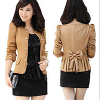 Wholesale New Spring Fashion Women Apparel Outwear Slim fit Sleeves Suit Blazer Jacket Coat