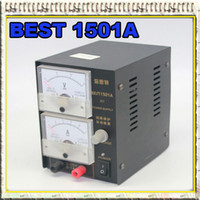 Wholesale BEST1501A DC Power Supply V A DC power shorted automatic recovery for Phone repaire