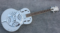 Wholesale New Arrival HOT classic Dobro guitar Gray Electric Guitar China Factory guitars from china