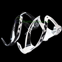 Wholesale Newest Black and white with BONTRAGER RXL Race X Lite Cycling Bike Carbon Bottle Cage