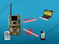 Wholesale SG550M M ScoutGuard GPRS GSM LongRange MP MMS SMS E mail Game Scouting Trail Hunting Camera