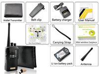Wholesale spy Wireless mini Earpiece kit Wireless Secret Service Earpiece a set China post