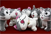 Wholesale Plush pendants plush dolls stuffed ornaments lovely cat