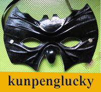 Wholesale Factory direct sale Bat masks Halloween masks Animal masks PVC model colors