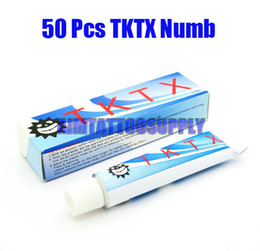 Wholesale TKTX numb g tattoo numbing cream anesthetic for tattoo body Piercing and makeup tubes hot sale