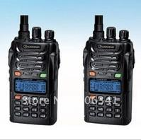 best walky talky - 2 Wouxun KG UVD1P Dualband UHF VHF Two Way Radio Hot for Wholesales Retail KGUVD1P BEST dual band walky talky handy talky CB amateur