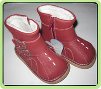bebe boots - baby boots genuine leather ankle boot bebe sapatos zapato kids shoes for boys and girls chaussure in Fall winter